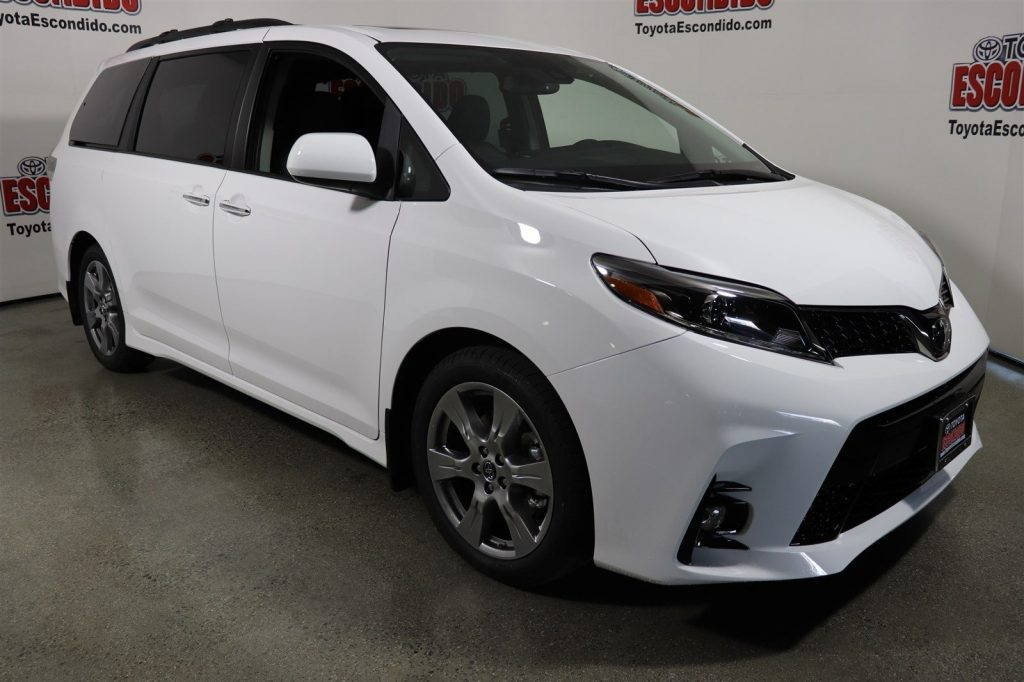 99 The Best 2020 Toyota Sienna Release