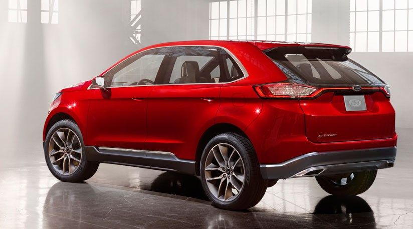 99 The Best Ford Edge New Design Configurations
