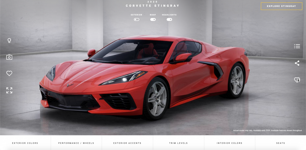 31 All New 2020 Chevy Corvette Stingray Pricing