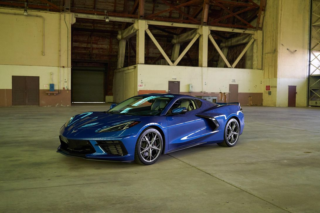 51 A 2020 Corvette Z51 Performance