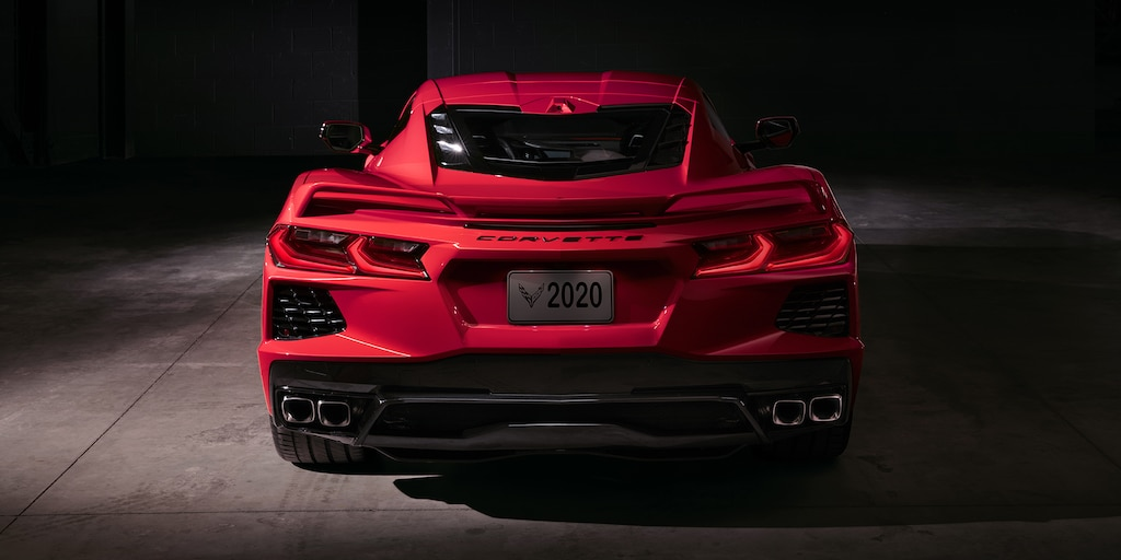 52 The 2020 Corvette Z51 Configurations