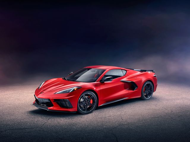 54 A 2020 Chevy Corvette Stingray Spesification