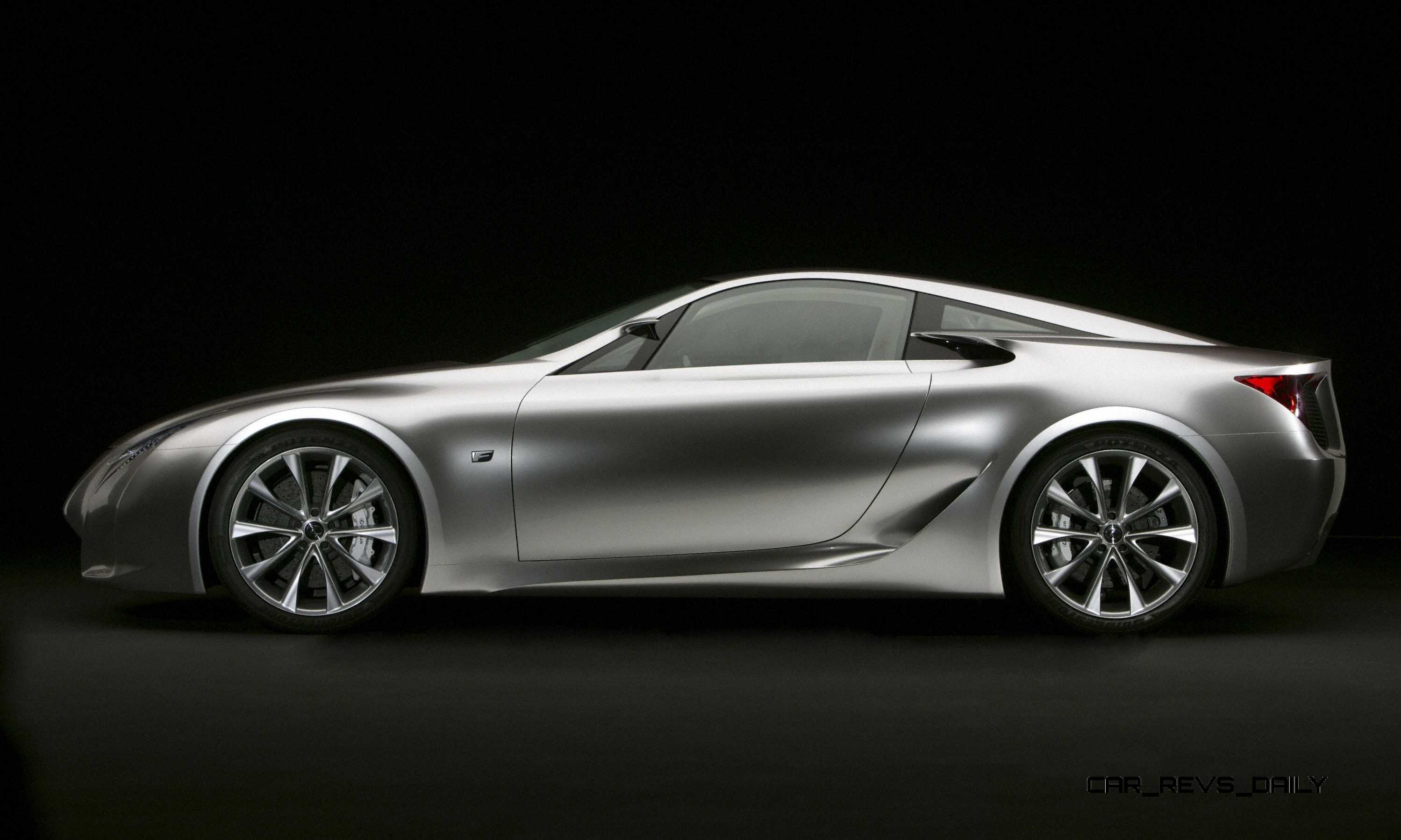 64 All New Lexus Sports Car 2 Door Concept and Review