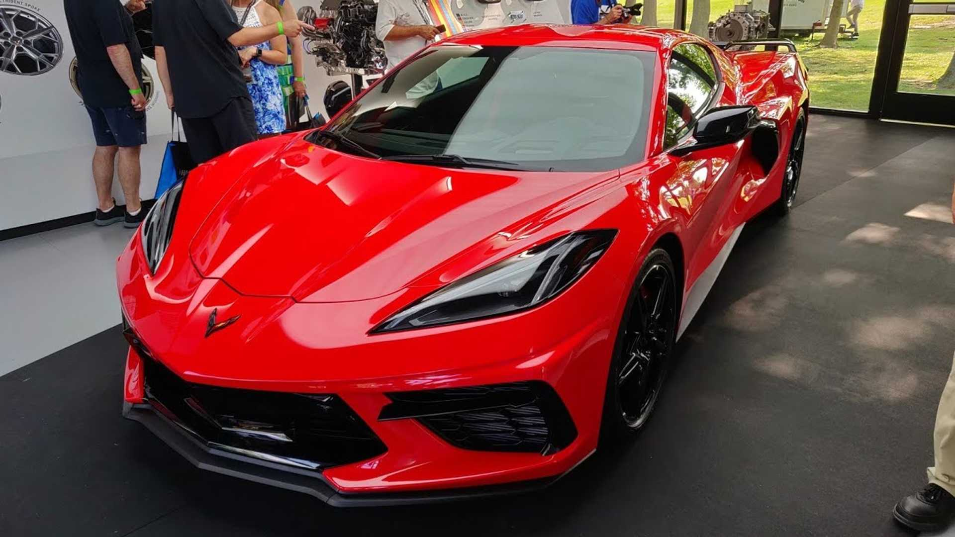 70 The 2020 Corvette Z51 Performance and New Engine