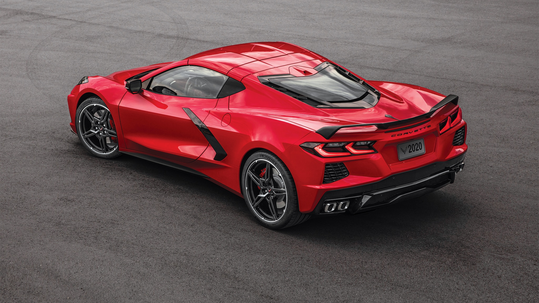 73 A 2020 Chevy Corvette Stingray Configurations