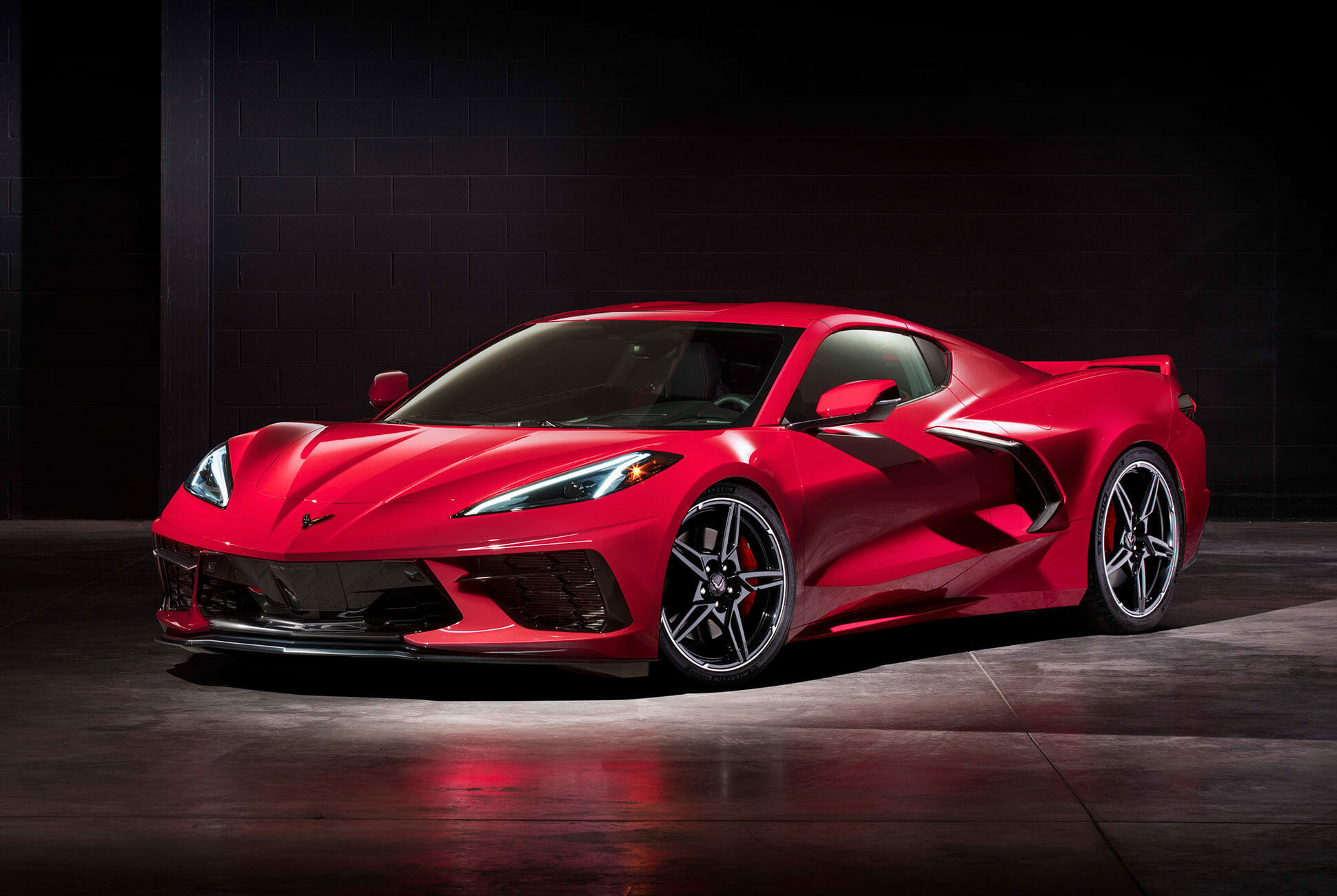 87 The Best 2020 Chevy Corvette Stingray Images