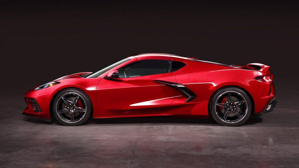 87 The Best 2020 Chevy Corvette Stingray Research New
