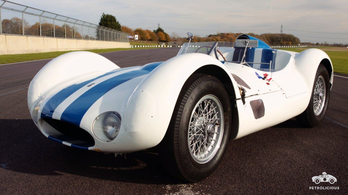 25 All New Maserati Tipo 61 Birdcage Photos