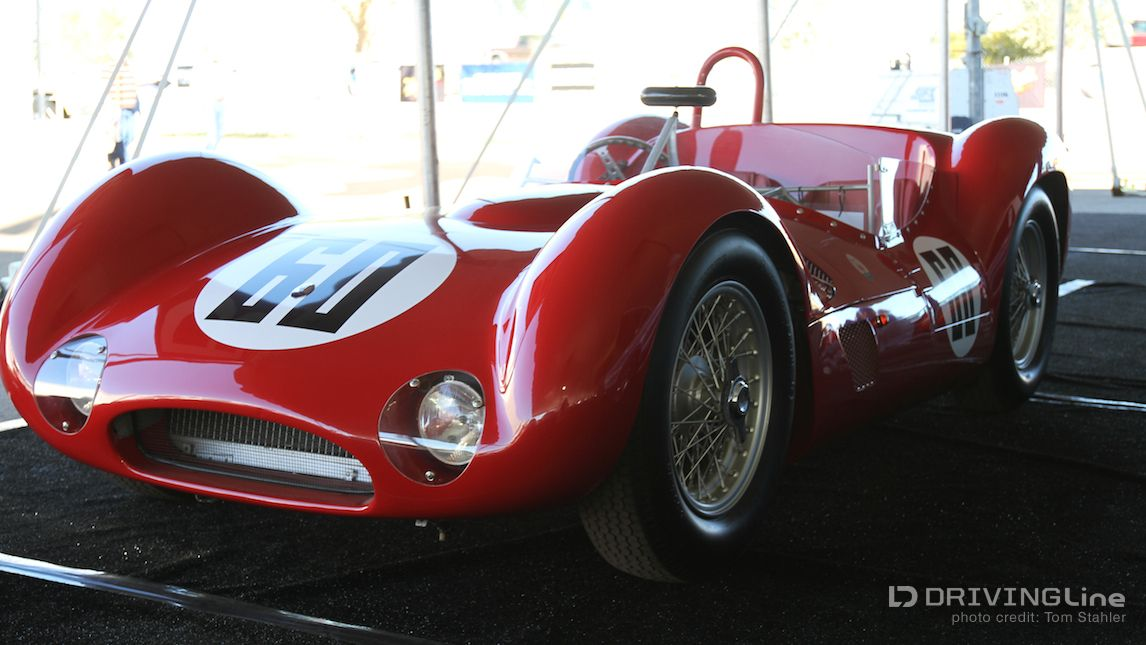25 All New Maserati Tipo 61 Birdcage Style