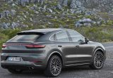 28 All New 2020 Porsche Cayenne Coupe Redesign and Concept