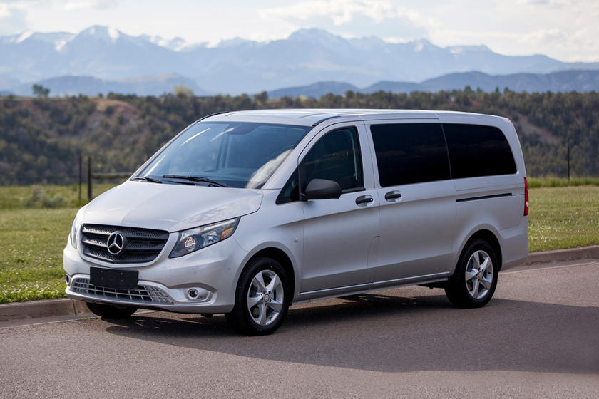 33 New 2020 Mercedes benz Metris Passenger Van Pictures