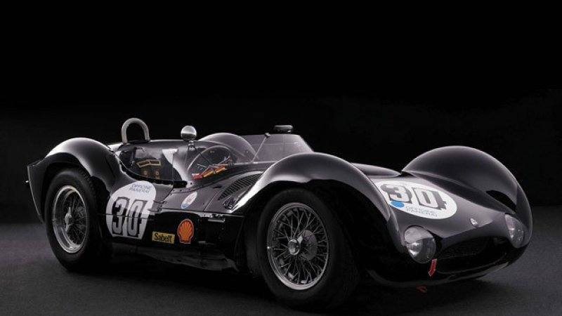 34 All New Maserati Tipo 61 Birdcage Concept