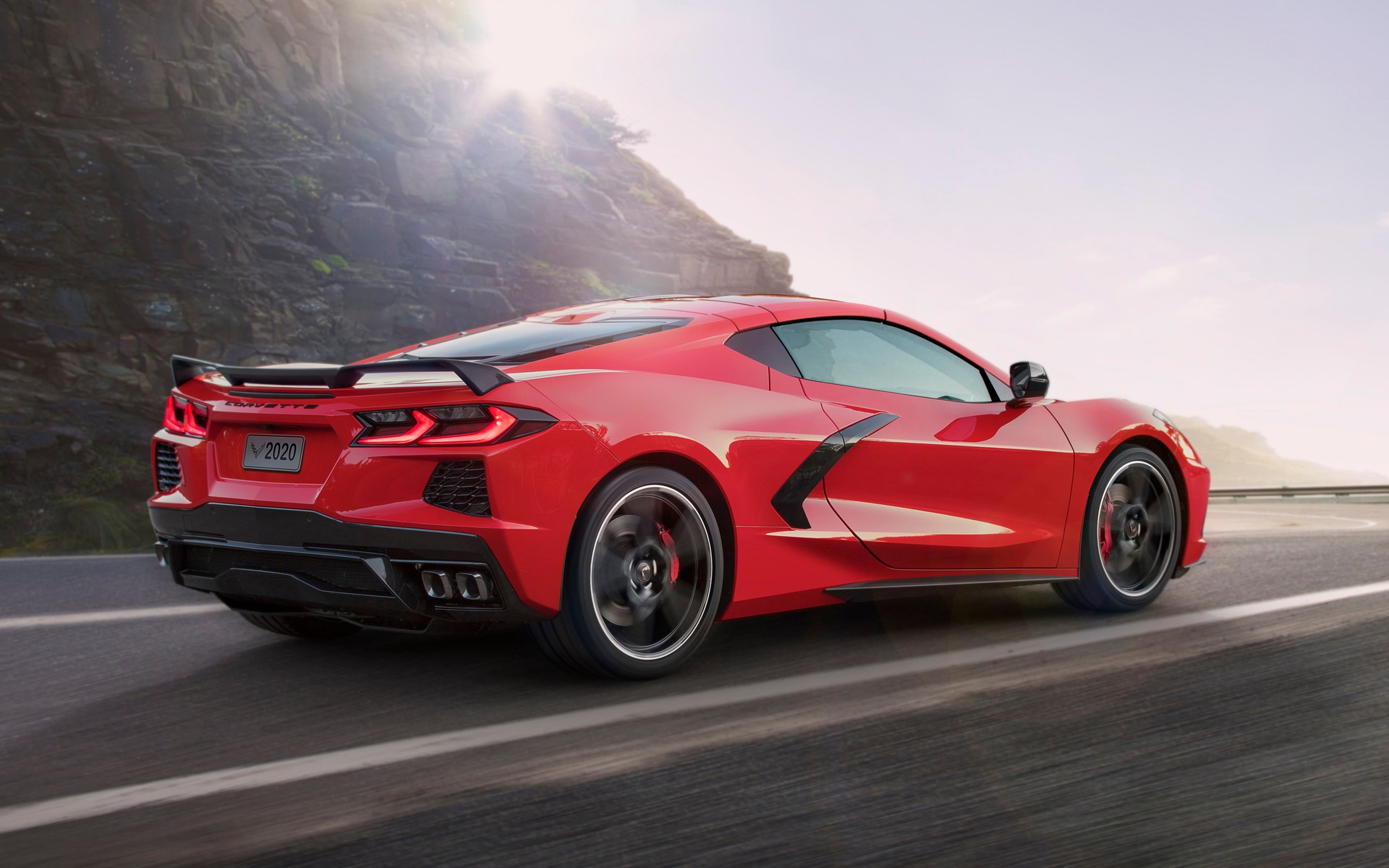 36 The 2020 Chevrolet Corvette C8 Performance and New Engine