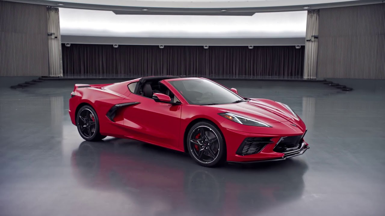 38 New 2020 Chevrolet Corvette C8 First Drive