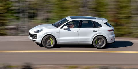 45 New 2020 Porsche Cayenne Hybrid Spesification