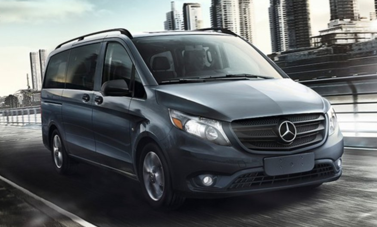 51 New 2020 Mercedes benz Metris Passenger Van Redesign and Review