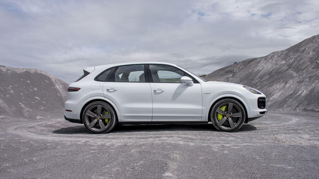 60 The Best 2020 Porsche Cayenne Hybrid Concept and Review