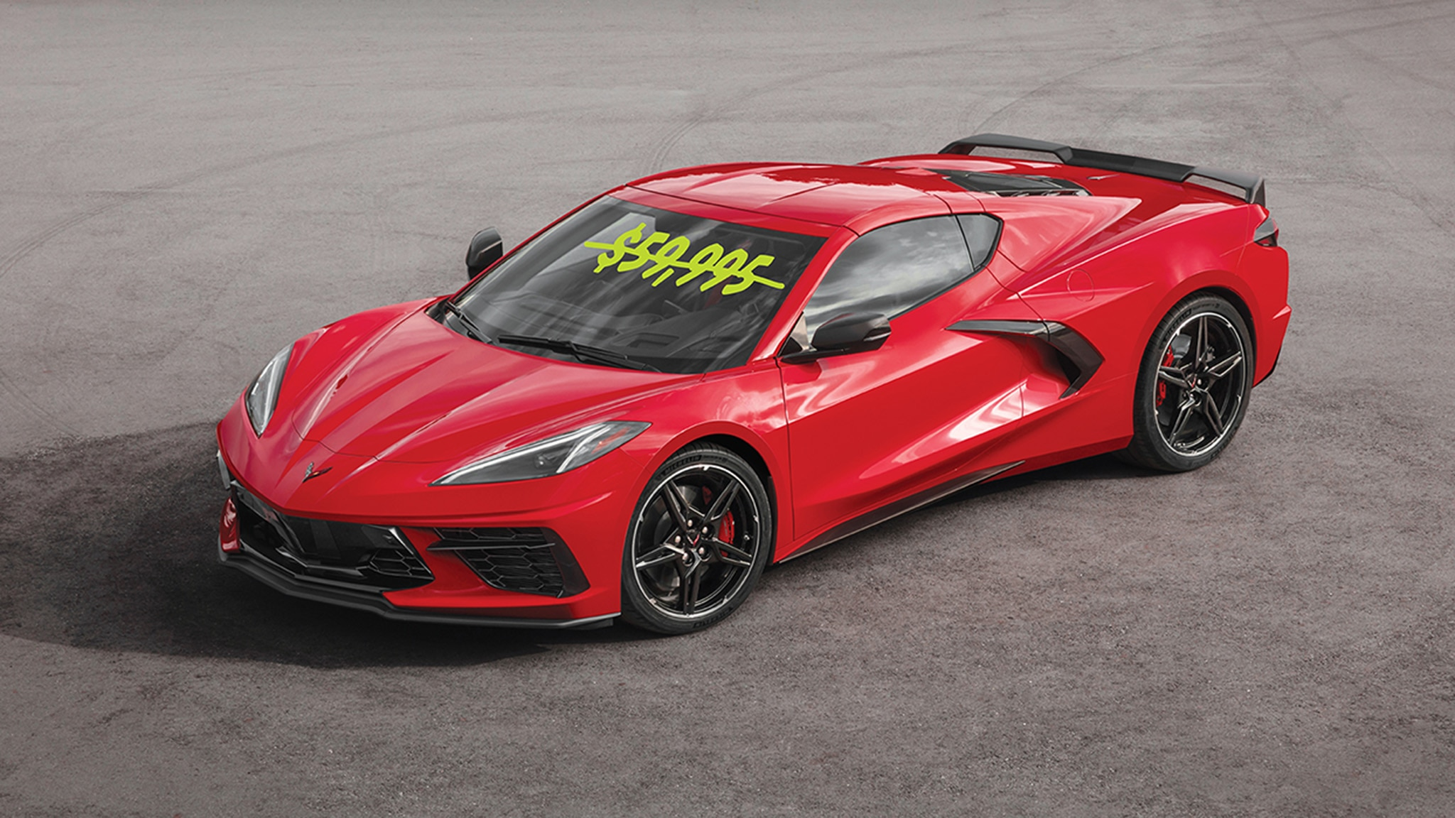 63 A 2020 Chevrolet Corvette C8 Ratings