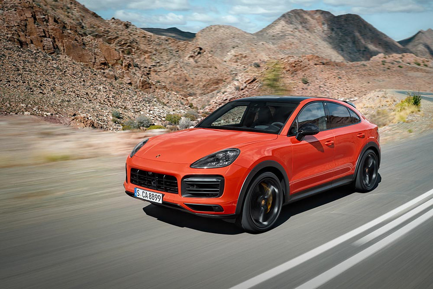 64 All New 2020 Porsche Cayenne Coupe Performance and New Engine