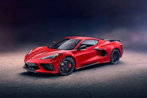 64 The 2020 Chevrolet Corvette C8 New Review