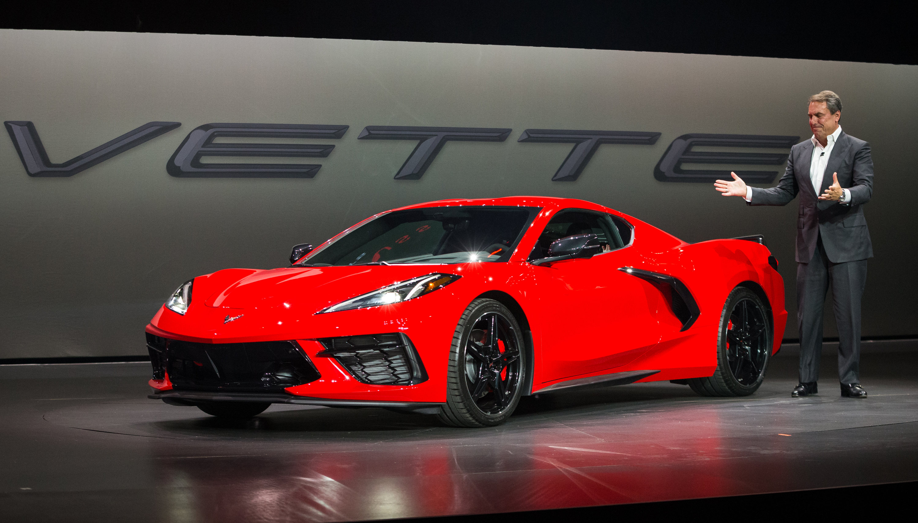 65 A 2020 Chevrolet Corvette C8 Redesign