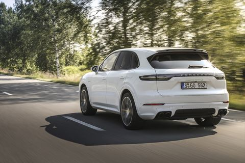 66 All New 2020 Porsche Cayenne Hybrid Specs and Review