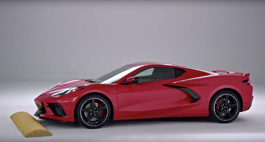 67 The Best 2020 Chevrolet Corvette C8 Redesign