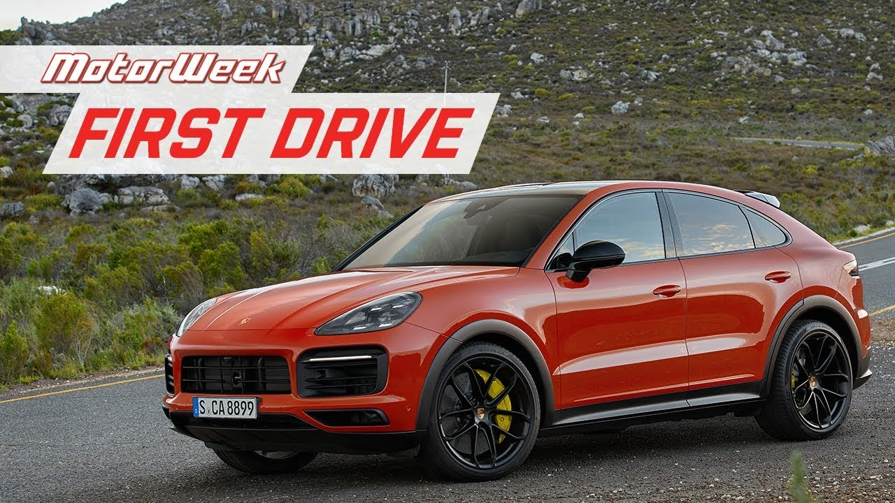 69 New 2020 Porsche Cayenne Coupe New Review