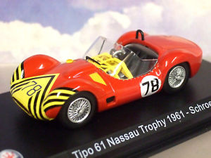 78 All New Maserati Tipo 61 Birdcage Research New