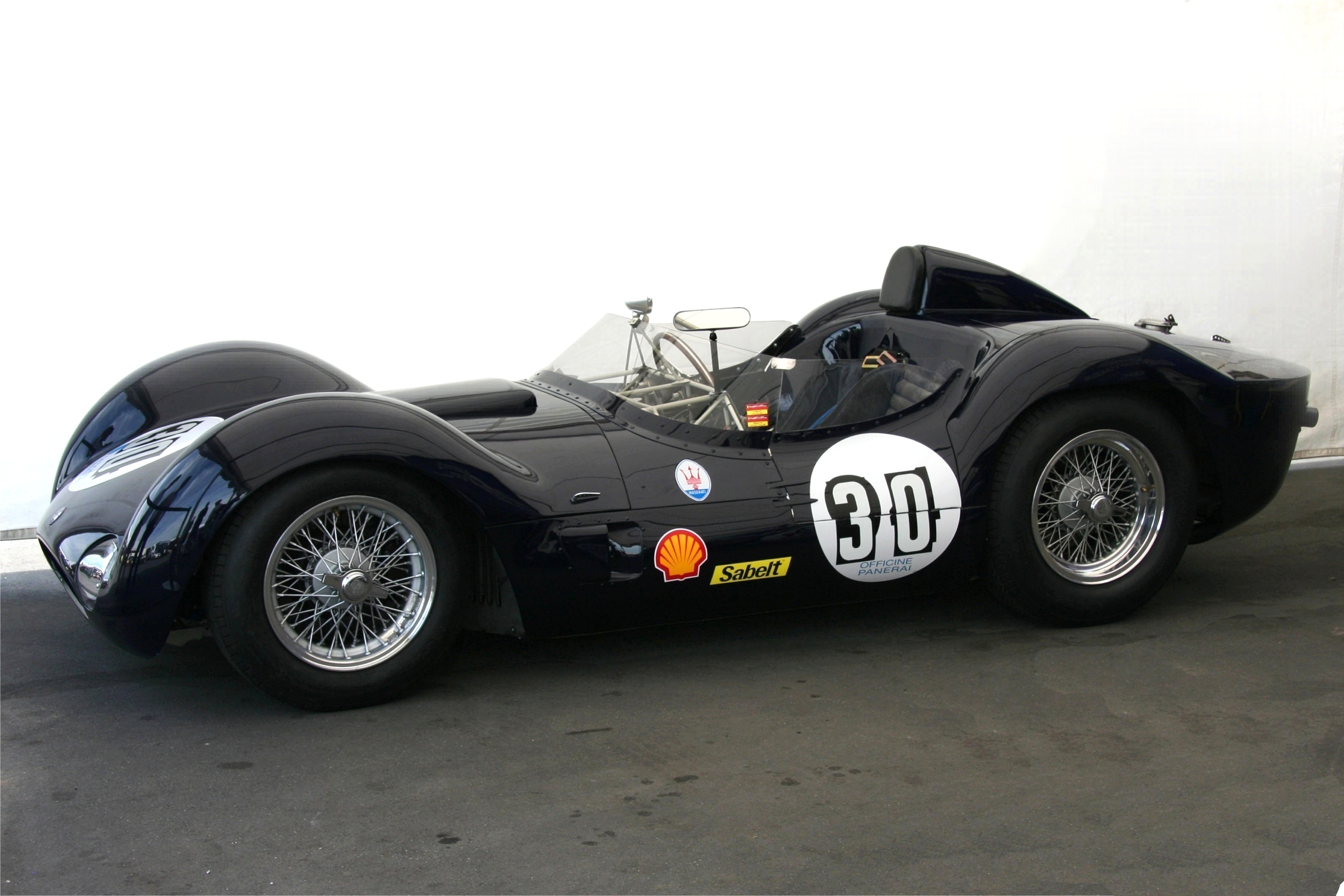 82 The Best Maserati Tipo 61 Birdcage Performance