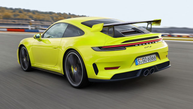 12 The Best 2020 Porsche Gt3 Rs Release