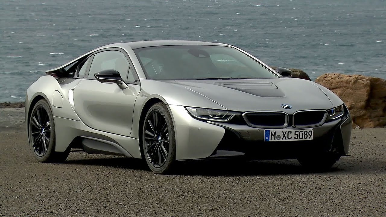 13 A 2020 BMW I8 Coupe Spy Shoot