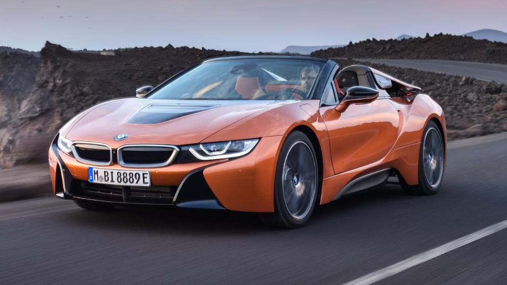 14 A 2020 BMW I8 Coupe Images