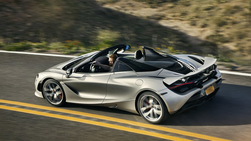 19 New 2020 Mclaren 720s Spider Review