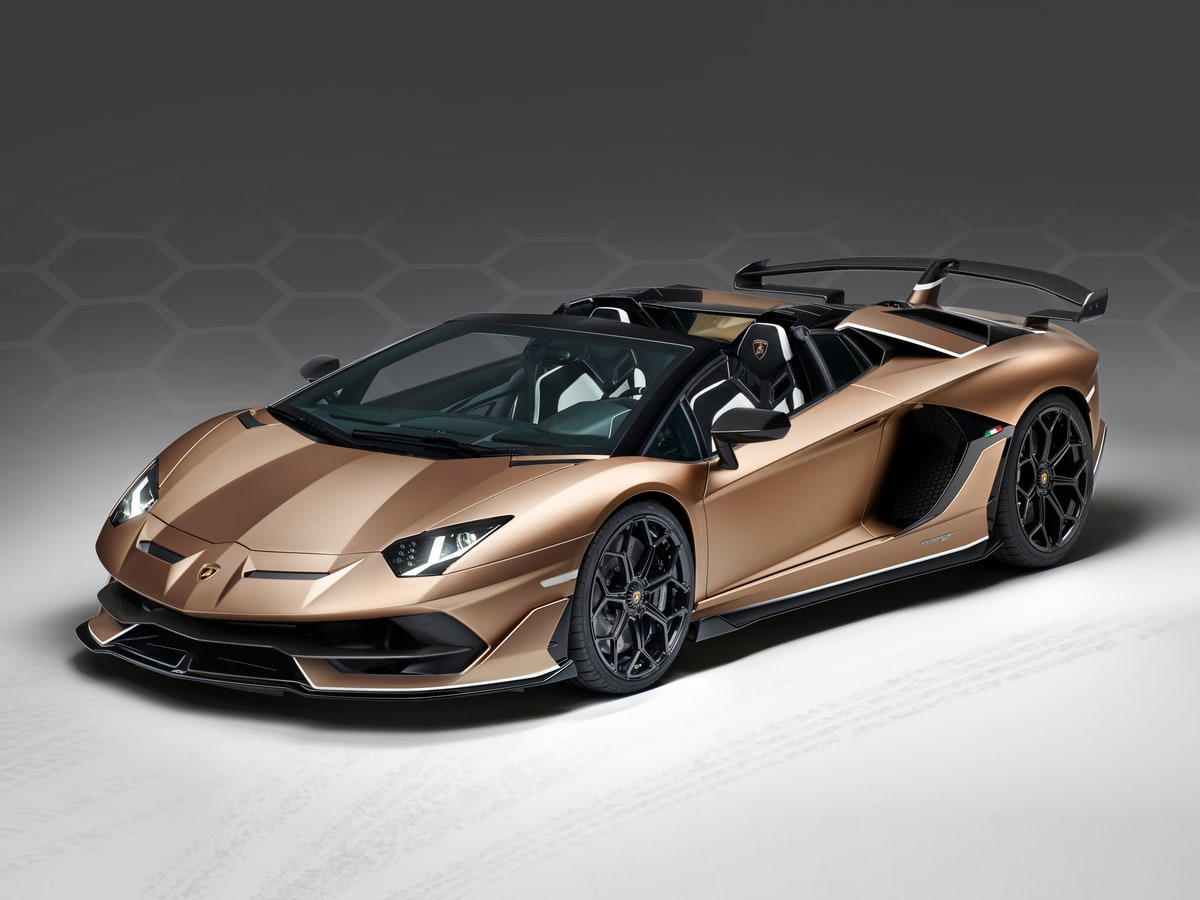 24 The 2020 Lamborghini Aventador SVJ Redesign