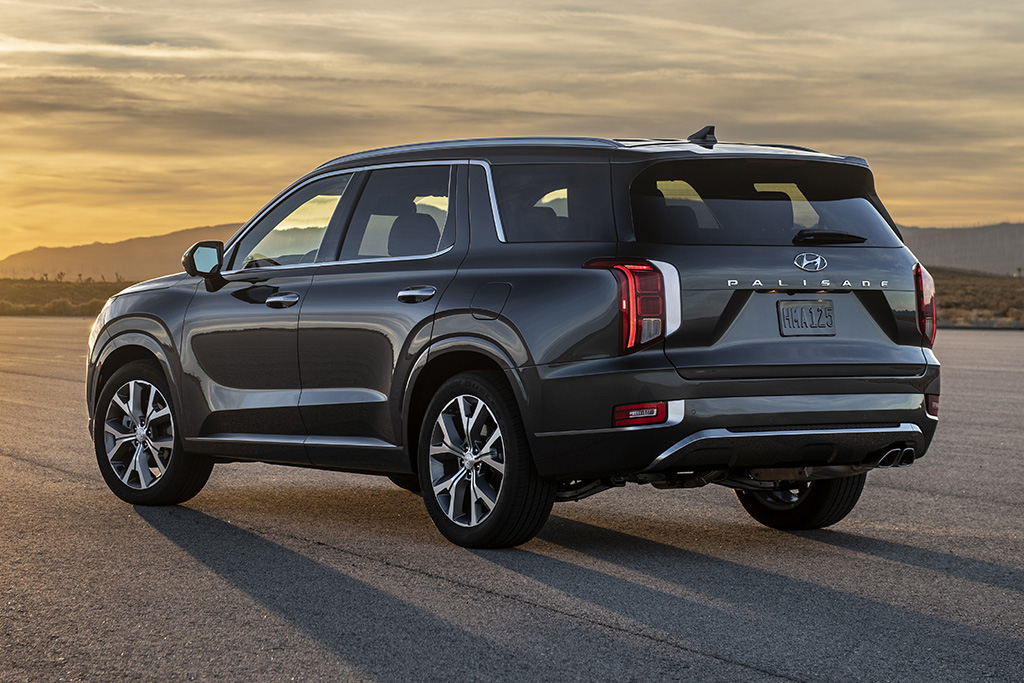 34 The Best 2020 Hyundai Palisade Review Style