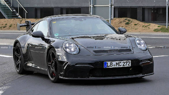 35 A 2020 Porsche Gt3 Rs Prices