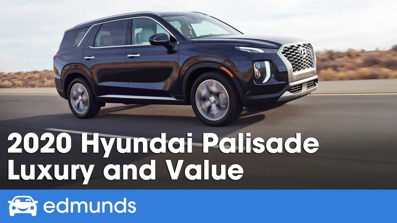 36 A 2020 Hyundai Palisade Review Exterior and Interior