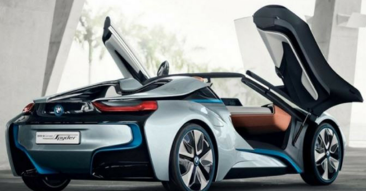 36 All New 2020 BMW I8 Coupe Engine