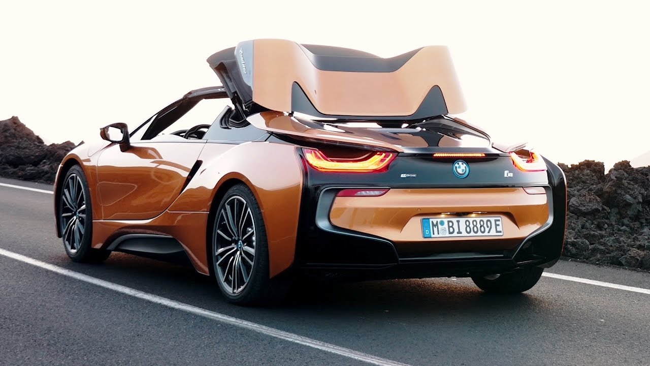 42 All New 2020 BMW I8 Coupe Release Date and Concept