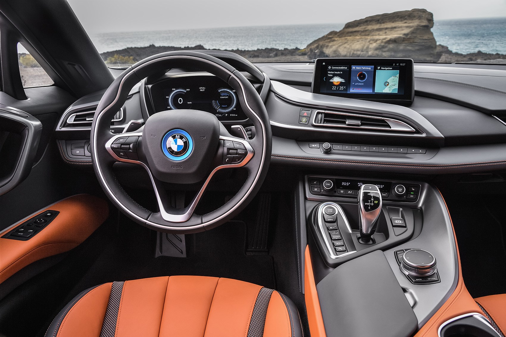 47 The 2020 BMW I8 Coupe Photos