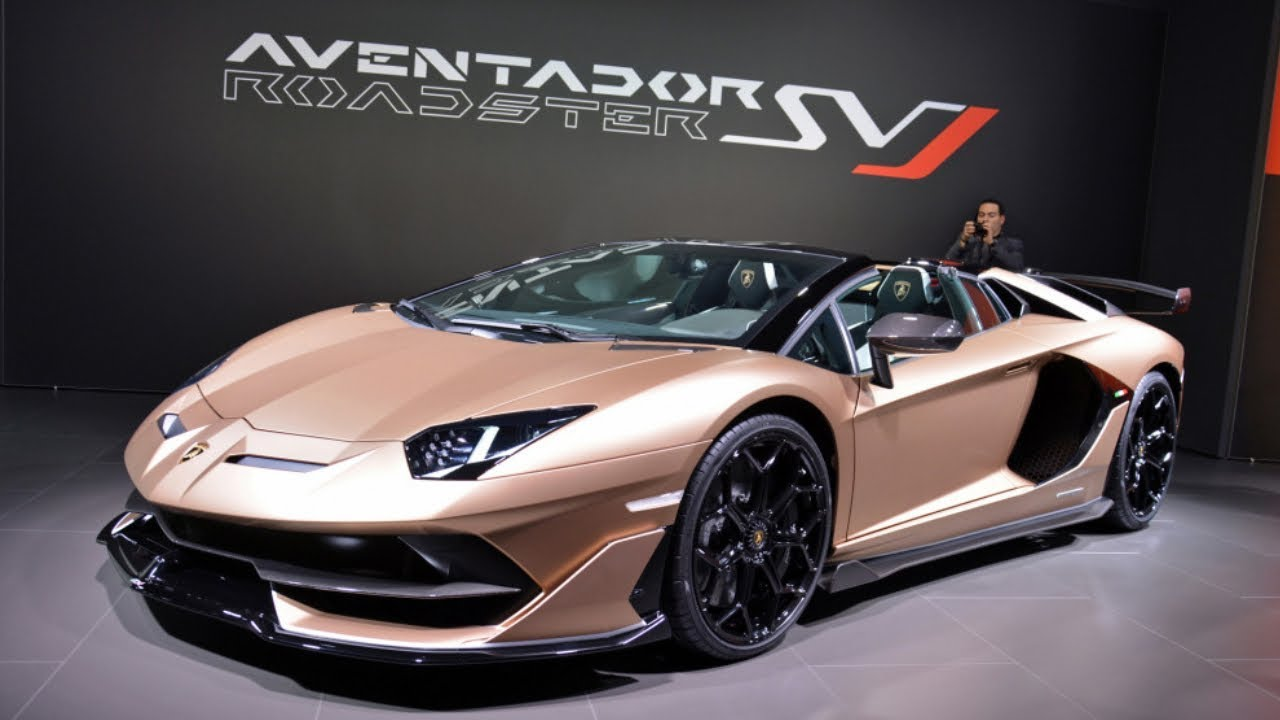 71 The Best 2020 Lamborghini Aventador SVJ Review and Release date