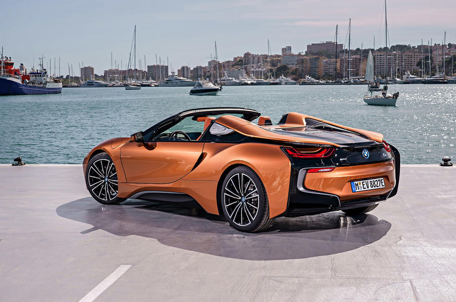 74 The 2020 BMW I8 Coupe Review and Release date