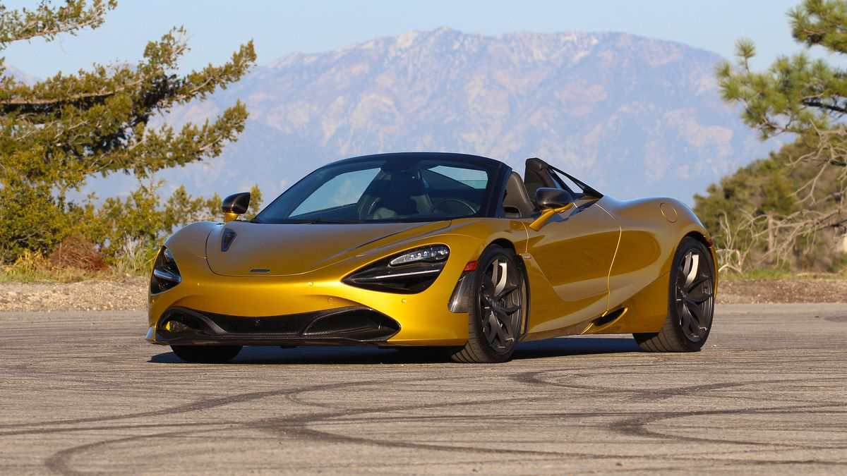 85 Best 2020 Mclaren 720s Spider Configurations