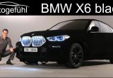89 The The ALL New BMW X6 Vantablack Redesign and Review