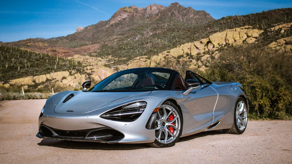 94 All New 2020 Mclaren 720s Spider First Drive