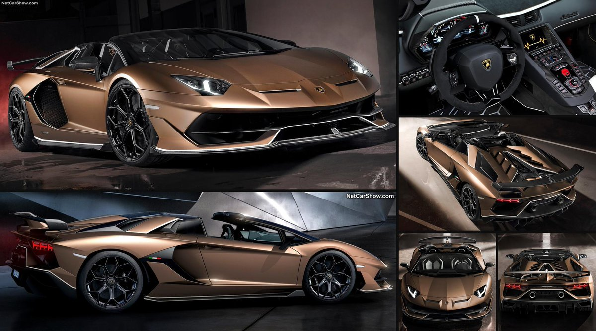 94 The Best 2020 Lamborghini Aventador SVJ Picture