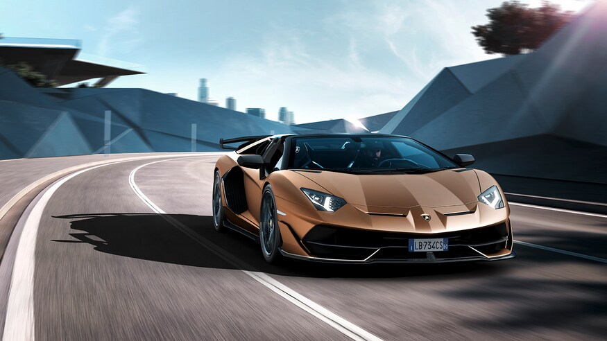 96 A 2020 Lamborghini Aventador SVJ Redesign and Review