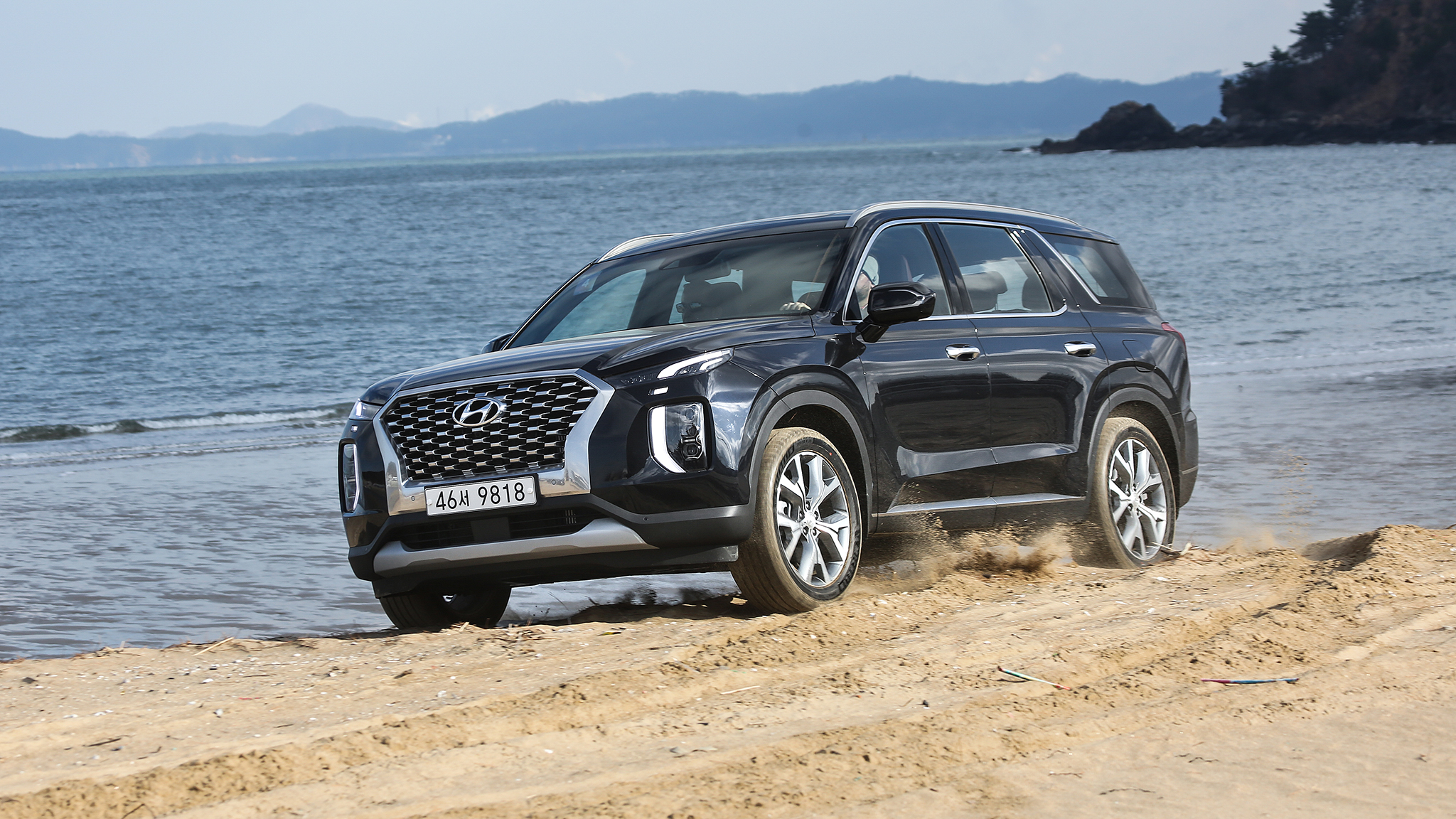 97 All New 2020 Hyundai Palisade Review Model