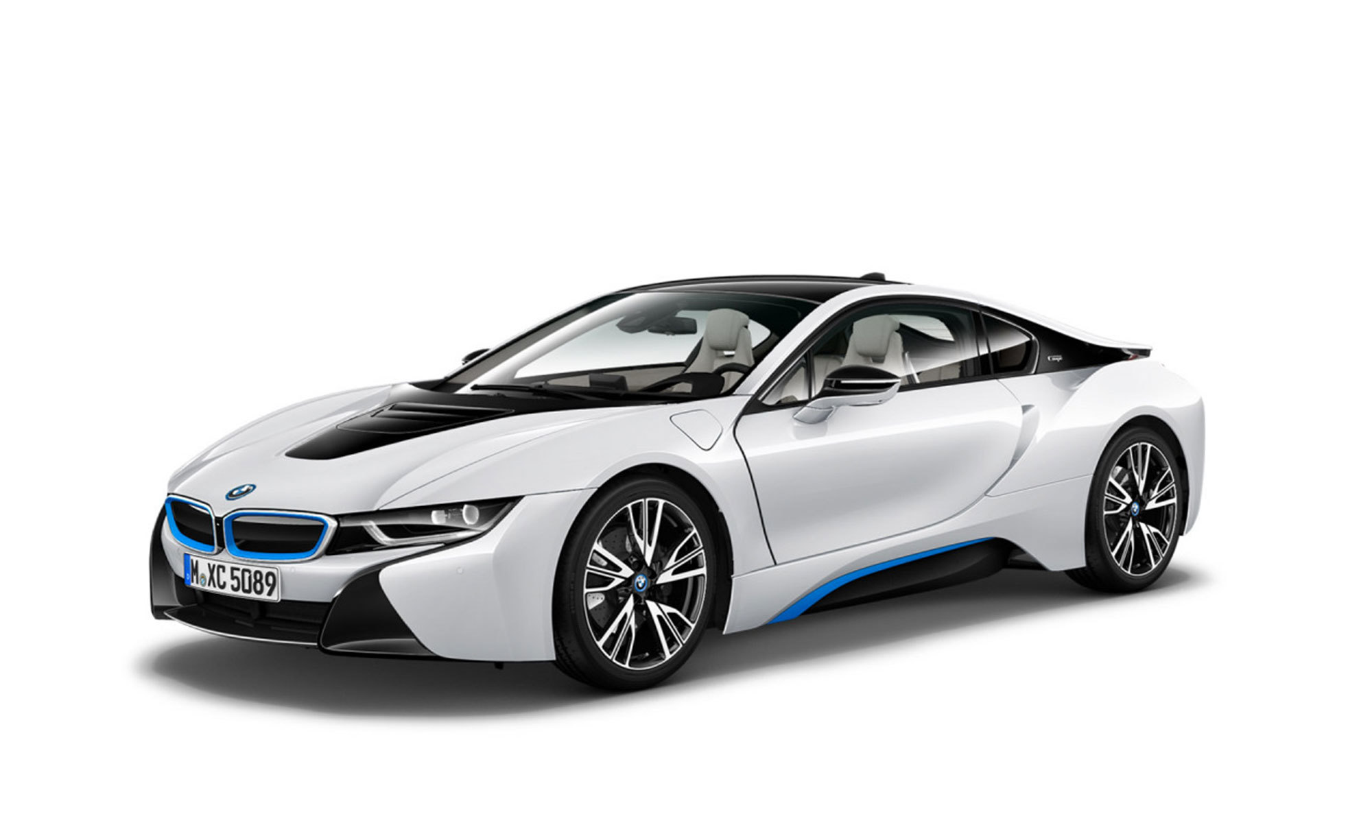 98 A 2020 BMW I8 Coupe Exterior and Interior